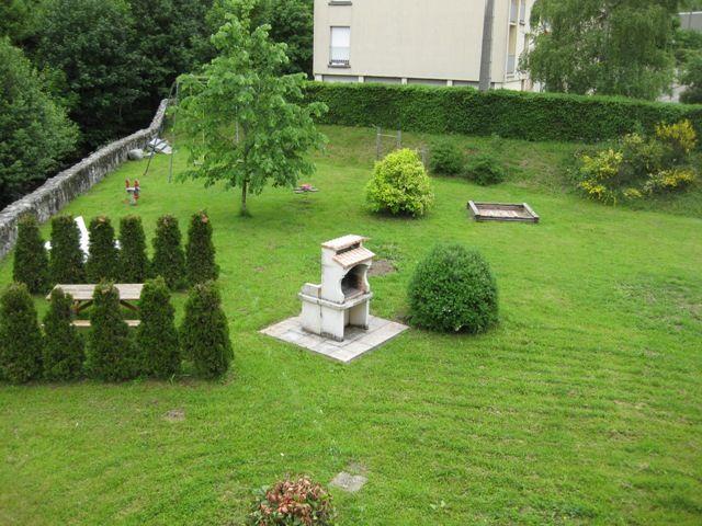 Jardin Location Appartement 4526 La Bresse Hohneck
