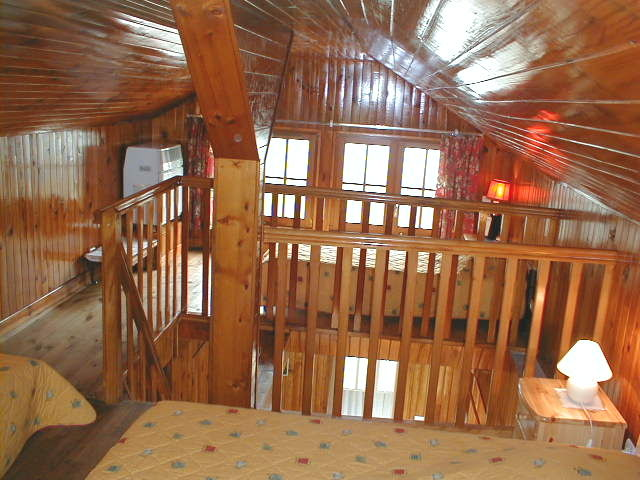 Mezzanine Location Chalet 4531 La Bresse Hohneck