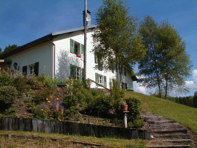 Vue extérieure de la location Location Studio 4532 La Bresse Hohneck