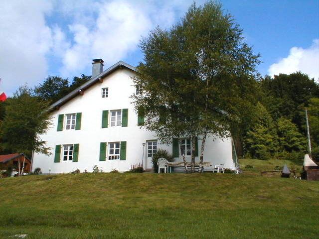 Vue extérieure de la location Location Appartement 4533 La Bresse Hohneck