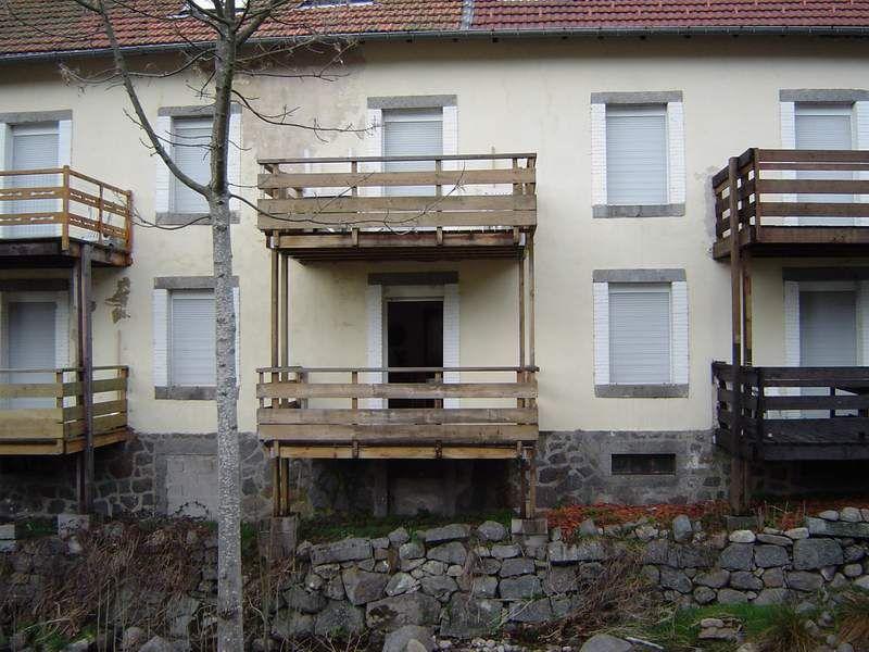 Vue extérieure de la location Location Appartement 4534 La Bresse Hohneck