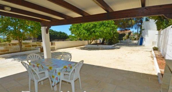 Vue depuis la location Location Maison 45348 Pescoluse