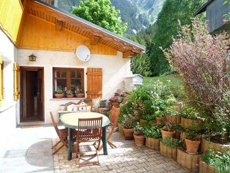 Terrasse Location Gite 45684 Pralognan la Vanoise