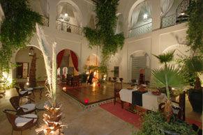 Jardin Location Chambre d'hôte 45751 Marrakech