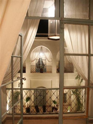 Vue du balcon Location Chambre d'hôte 45751 Marrakech