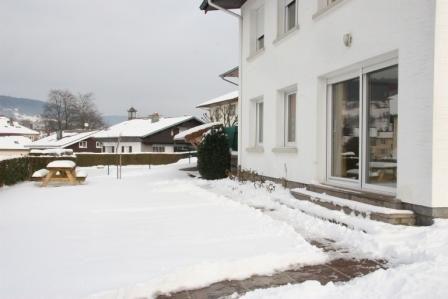 Vue extérieure de la location Location Appartement 4607 Gérardmer
