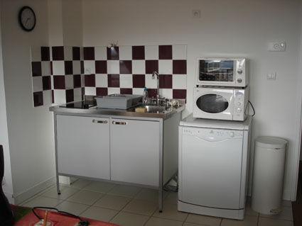 Coin cuisine Location Appartement 4628 Gérardmer