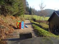 Vue depuis la location Location Chalet 4668 Gérardmer