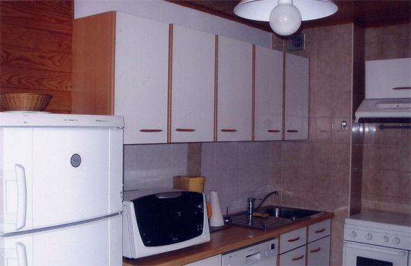 Cuisine indépendante Location Appartement 48985 La Chapelle d'Abondance