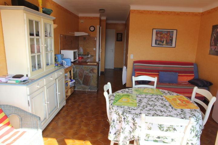 Séjour Location Appartement 49274 Collioure