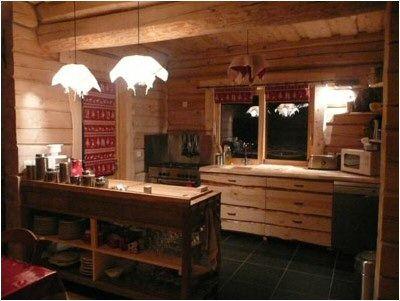 Cuisine américaine Location Chalet 49568 La joue du Loup