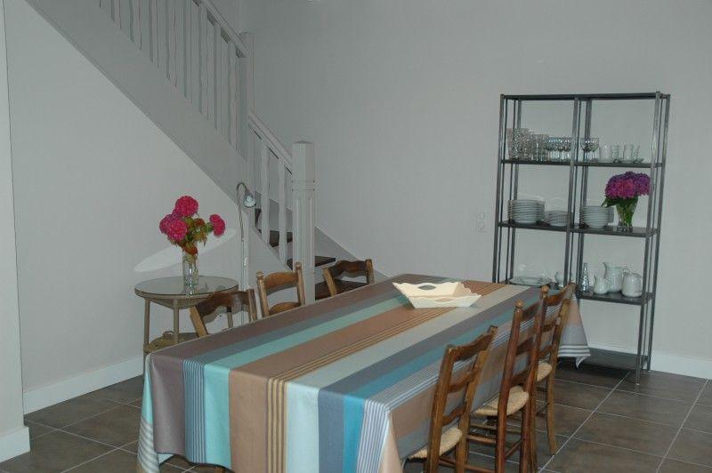 Salle à manger Location Villa 49752 Carnac