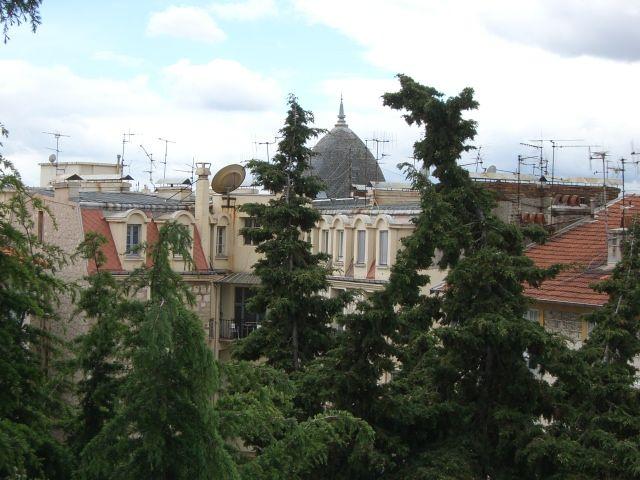 Vue depuis la location Location Appartement 49801 Nice