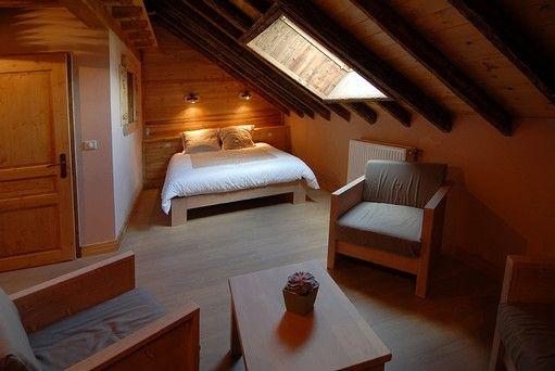 chambre 1 Location Gite 50737 Les Saisies