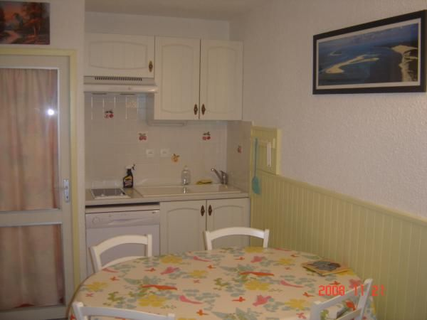 Coin cuisine Location Appartement 52182 Piau Engaly