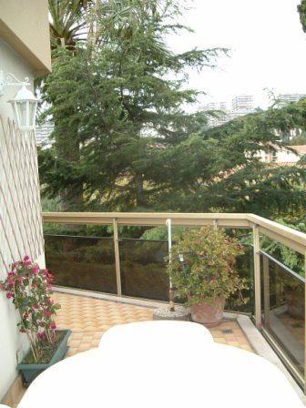 Vue de la terrasse Location Appartement 52742 Nice