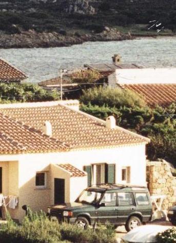 Vue extérieure de la location Location Appartement 52751 La Maddalena