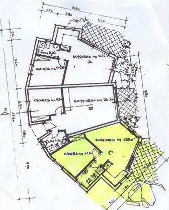 Plan de la location Location Appartement 52751 La Maddalena