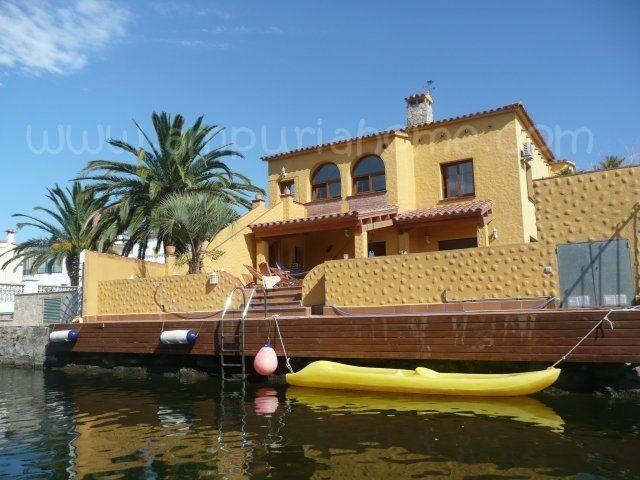 Vue autre Location Villa 53410 Empuriabrava