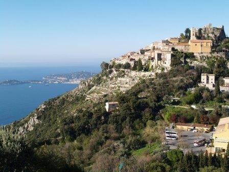 Vue depuis la location Location Villa 5424 Monaco