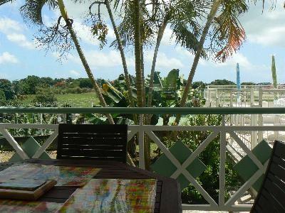 Terrasse Location Gite 54345 Sainte Anne (Guadeloupe)
