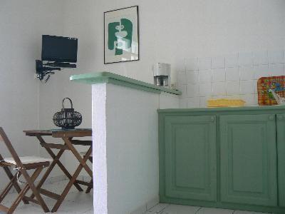 Coin cuisine Location Gite 54345 Sainte Anne (Guadeloupe)