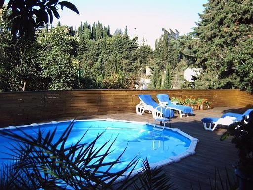 Piscine Location Appartement 5498 Cannes
