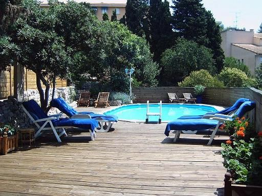 Piscine Location Appartement 5498 Cannes