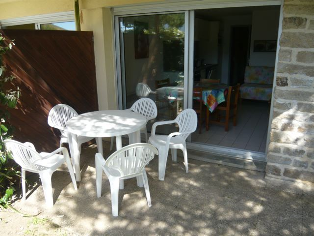 Terrasse Location Appartement 55047 Quiberon