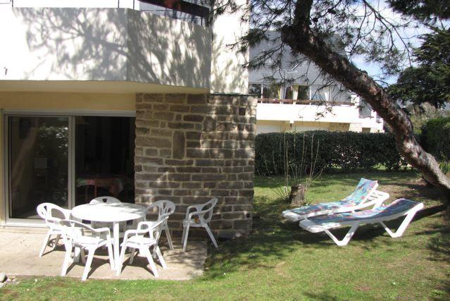 Vue extérieure de la location Location Appartement 55047 Quiberon