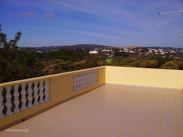 Vue de la terrasse Location Villa 55253 Vilamoura