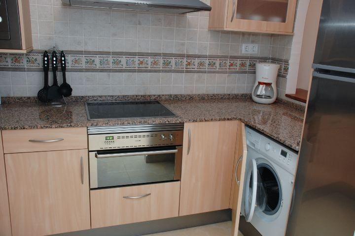 Coin cuisine Location Appartement 55866 Vera