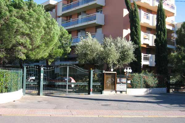 Vue extérieure de la location Location Appartement 5623 Saint Raphael