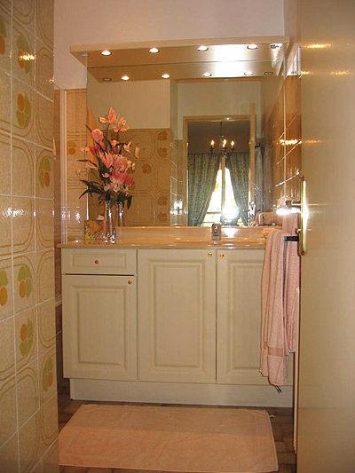 salle de bain Location Appartement 5623 Saint Raphael