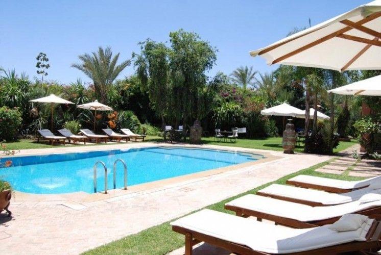 Piscine Location Villa 56259 Marrakech