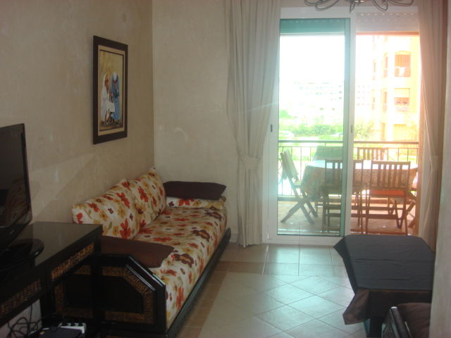 Séjour Location Appartement 56721 Mohammedia