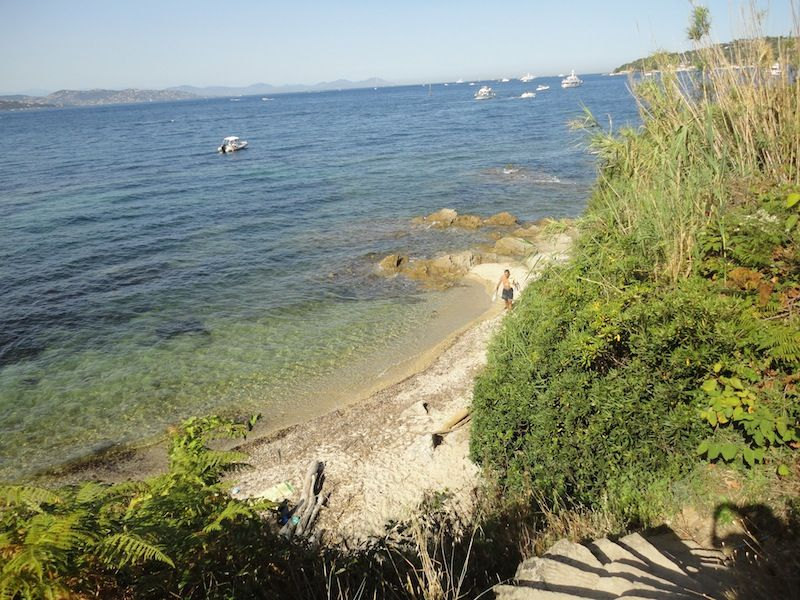 Plage Location Maison 5673 Saint Tropez