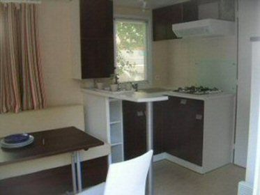 Coin cuisine Location Mobil-home 5686 Port Grimaud
