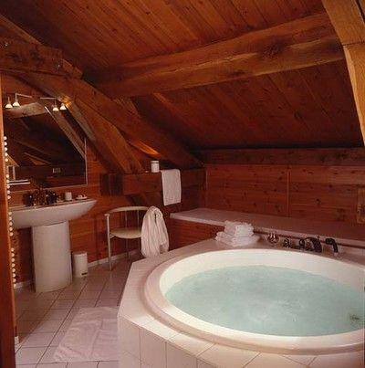 salle de bain 1 Location Chalet 577 Champagny en Vanoise
