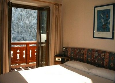 chambre 3 Location Chalet 577 Champagny en Vanoise