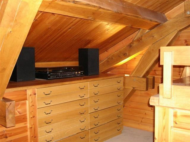 chambre 1 Location Chalet 577 Champagny en Vanoise