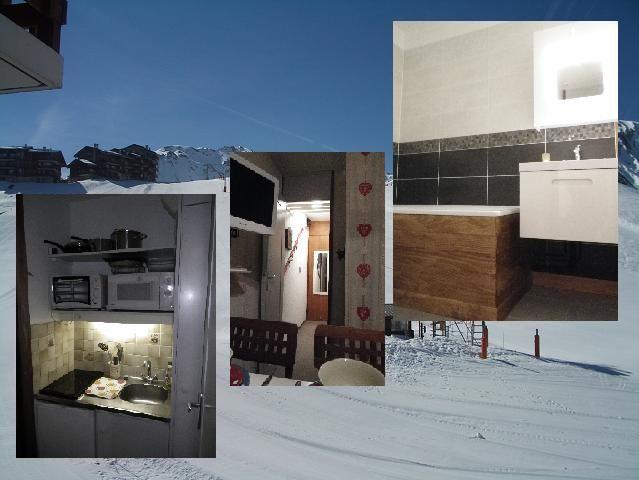 Vue autre Location Studio 58187 La Plagne