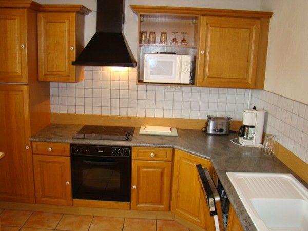 Coin cuisine Location Chalet 58607 La Plagne