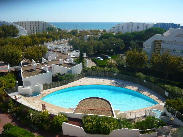 Piscine Location Appartement 58650 La Grande Motte