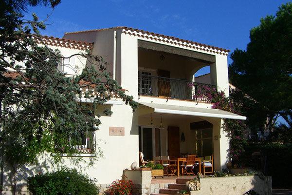Vue extérieure de la location Location Appartement 5933 La Ciotat
