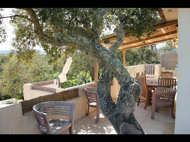 Terrasse Location Villa 59939 Porto Vecchio