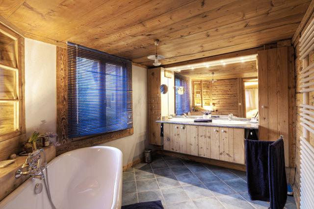 salle de bain Location Chalet 60510 La Clusaz