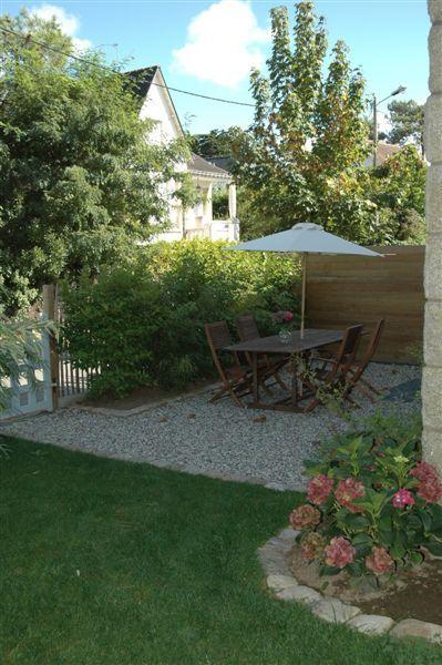 Jardin Location Villa 60668 Carnac