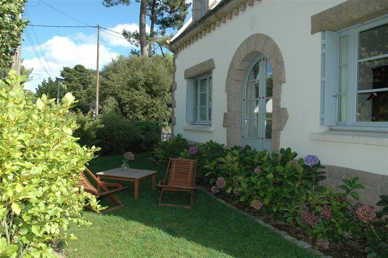 Vue extérieure de la location Location Villa 60668 Carnac