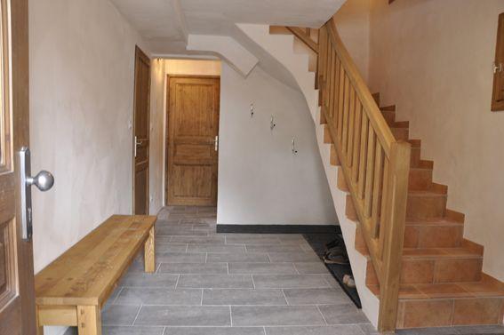 Entrée Location Appartement 61166 Pralognan la Vanoise